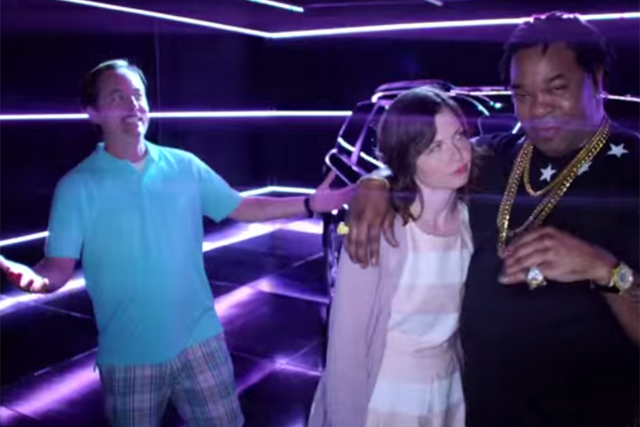 Toyota: features Busta Rhymes and a rapping family