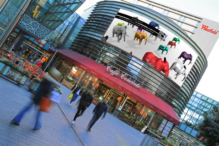 Brands use tech to help endangered animals in 'March for giants' campaign