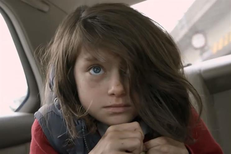 Save the Children: 'if London were Syria' by Don't Panic and UNIT9 London