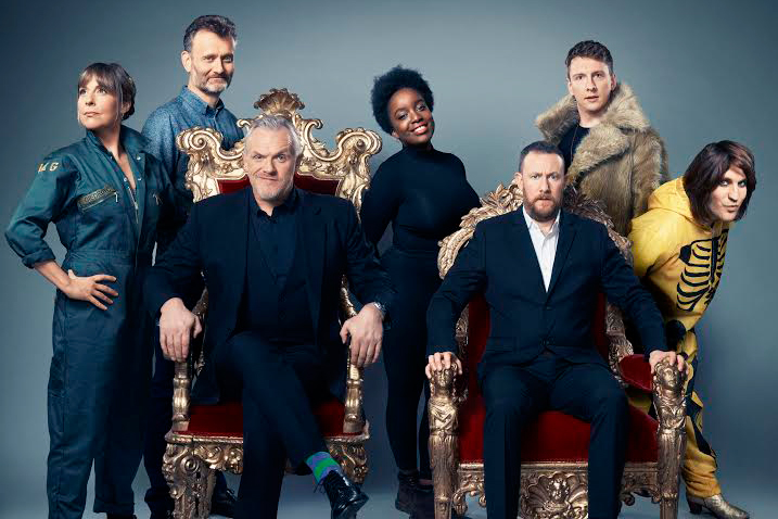 Taskmaster: game show broadcast on UKTV's Dave