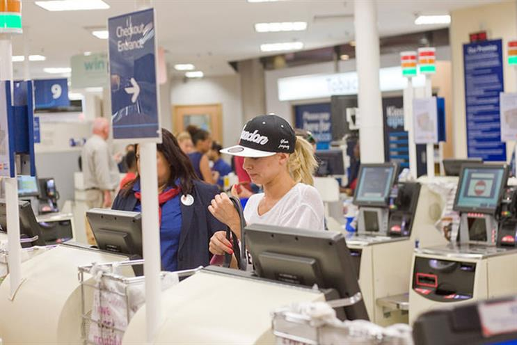 Tesco: offering 'immediate' branded price match at tills