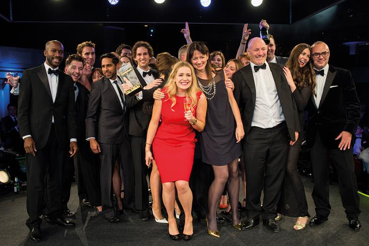 The7stars: its Private Plums win comes shortly after being named Media Week's Agency of the Year
