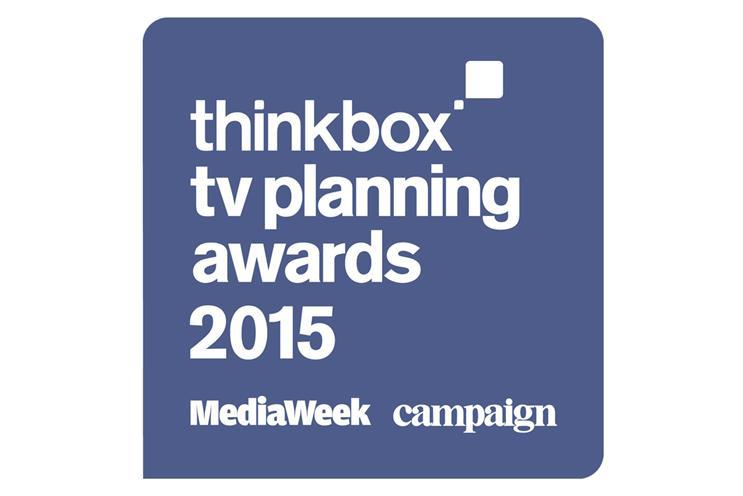 Manning Gottlieb OMD, MediaCom and PHD head shortlist for 2015 Thinkbox TV Planning Awards