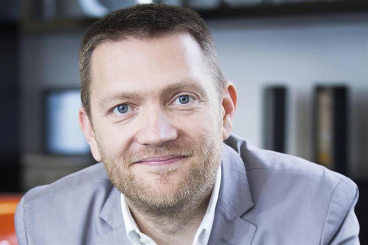 Tim Pearson: the chief executive of Manning Gottlieb OMD