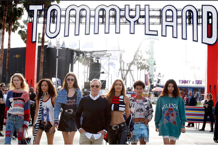 The second TommyNow show took place in February