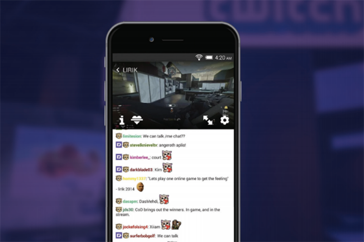 Twitch... a livestreaming and broadcasting community for video gaming and beyond.