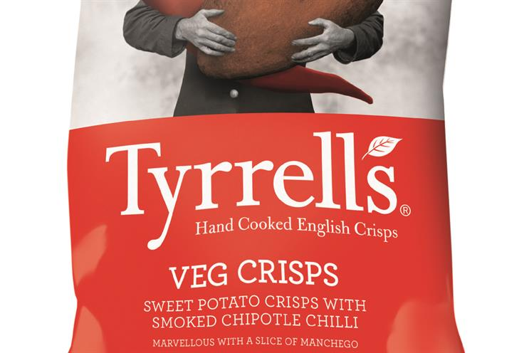 Tyrrells appointed Wieden & Kennedy London
