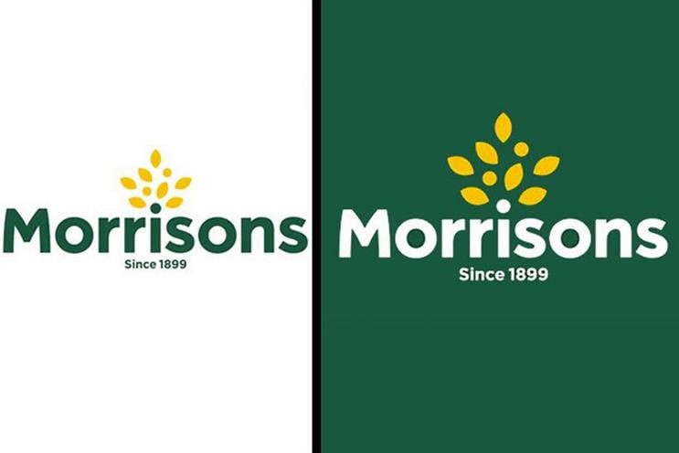 Morrisons: retailer has applied to trademark a raft of new logo designs