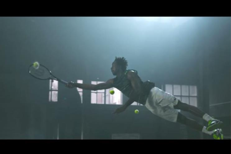 Asics: new campaign features Gaël Monfils