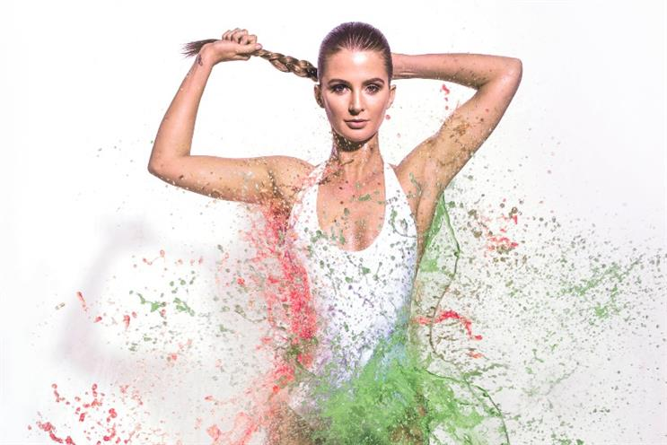 J20: Millie Mackintosh has been signed to promote launch of Spritz