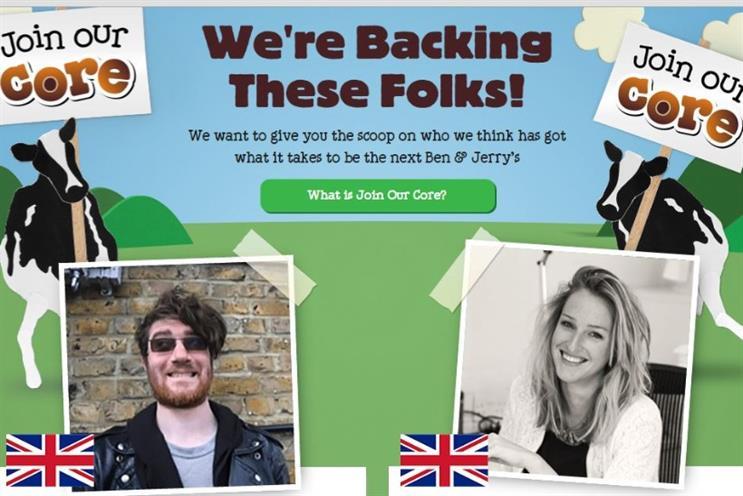 Ben & Jerry's: backing two social entrepreneurs