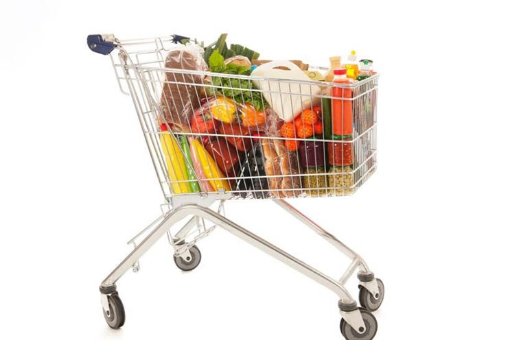 Kantar: data shows grocery market edged up 0.8%