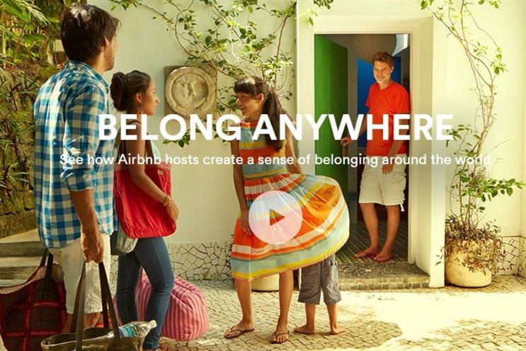 Airbnb: marketing team has been bolstered with new appointment