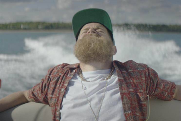 Jimmy's Iced Coffee: brand has released a rap video in an alternative marketing drive