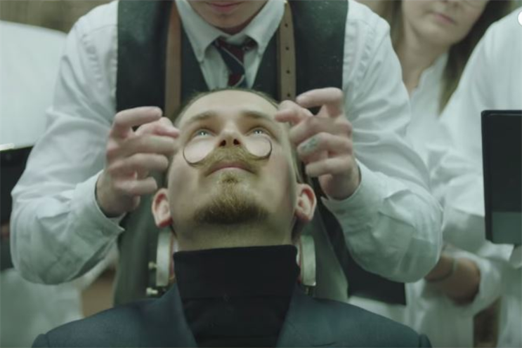 Carlsberg: unveils grooming products made with freeze-dried beer