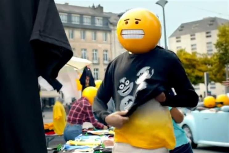 McDonald's: customers are reimagined as emojis in French spot