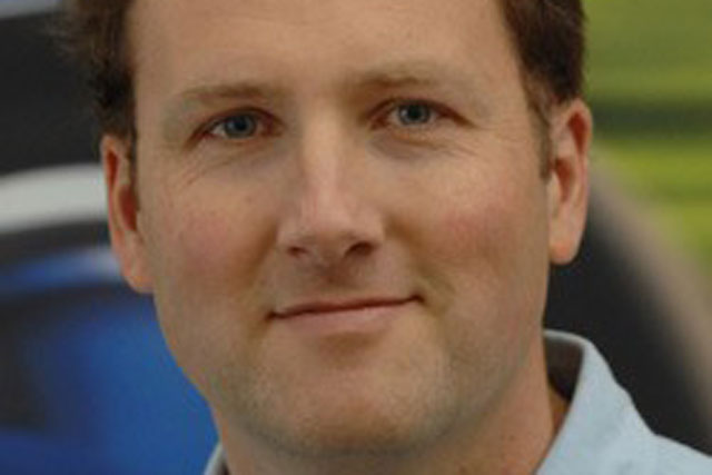 Michael van der Sande: joins Renault as senior vice-president of marketing