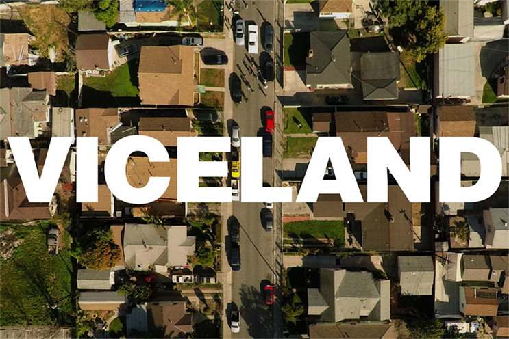 Viceland: will launch in the UK on Sky later this year