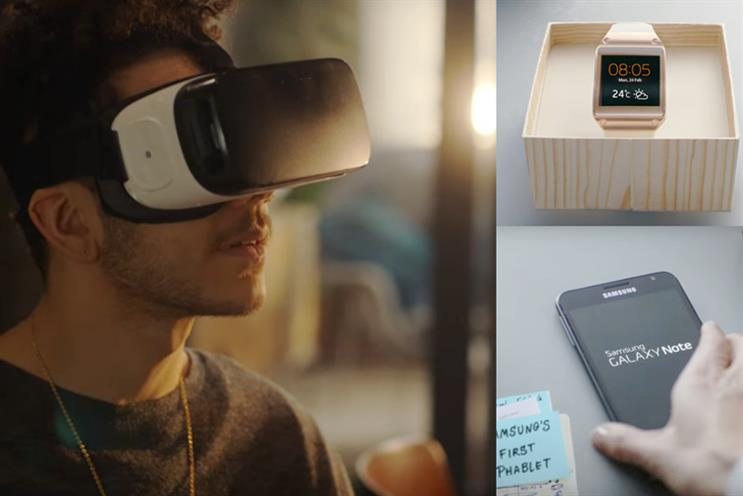 Samsung will win on emotion in 2016, says UK marketing boss