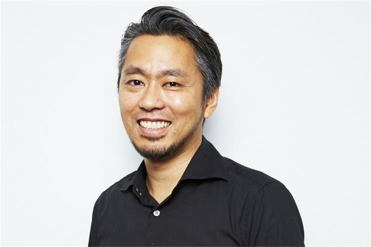 Nick Watanabe, marketing director for Japan and Asia-Pacific