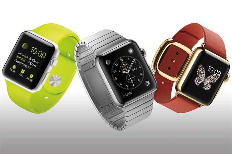 Apple is launching its highly anticipated smart watch today