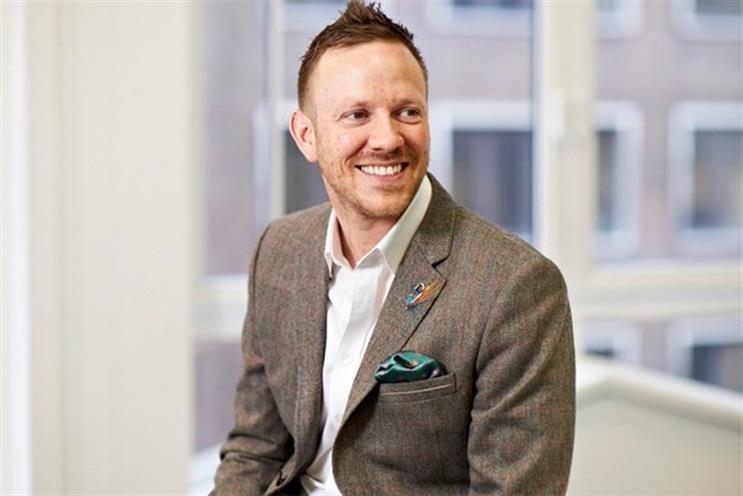 Nigel Clarkson: the managing director at Weve