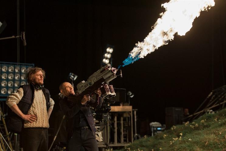BT Mobile: new ads will star Willem Dafoe fighting the 'data-eating monster'