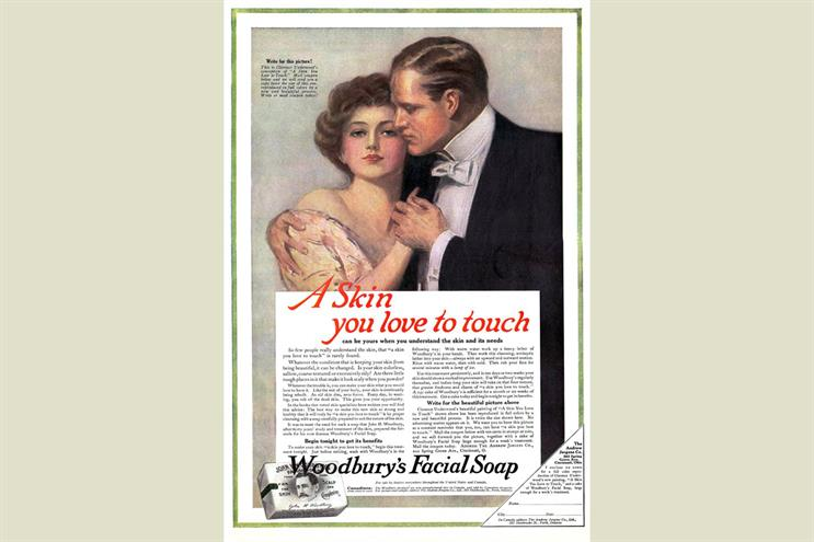 History of Advertising No 87: The first ad with sex appeal