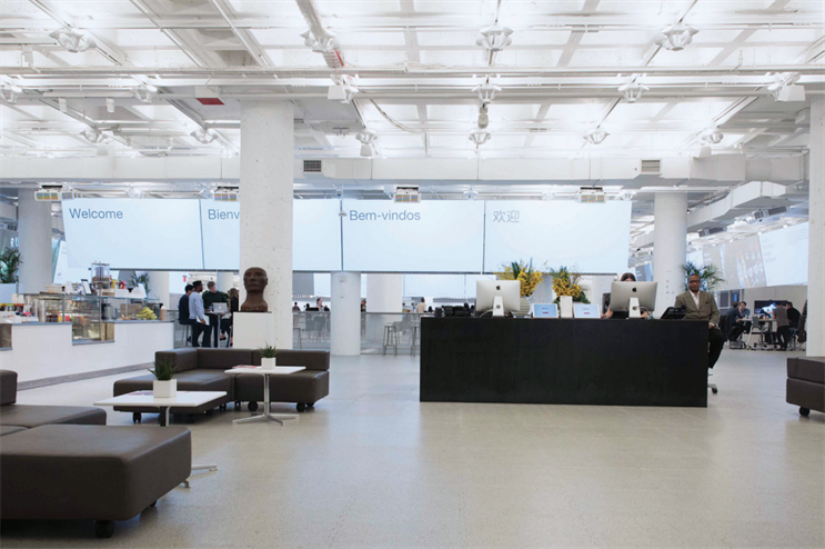 FutureVision: Disrupting the workplace