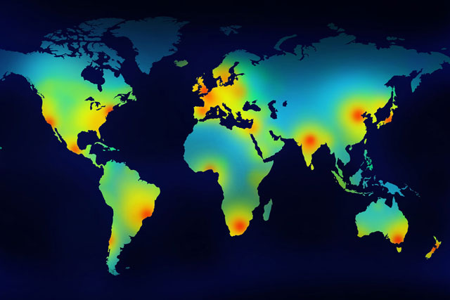 Where are the world's creative hotspots?