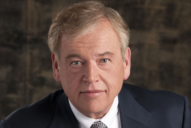 John Wren: the chief executive of Omnicom