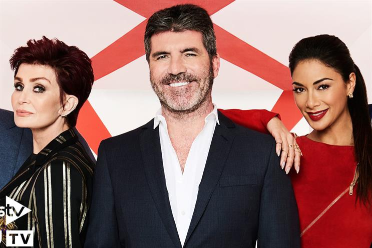 Simon Cowell will continue to present The X Factor