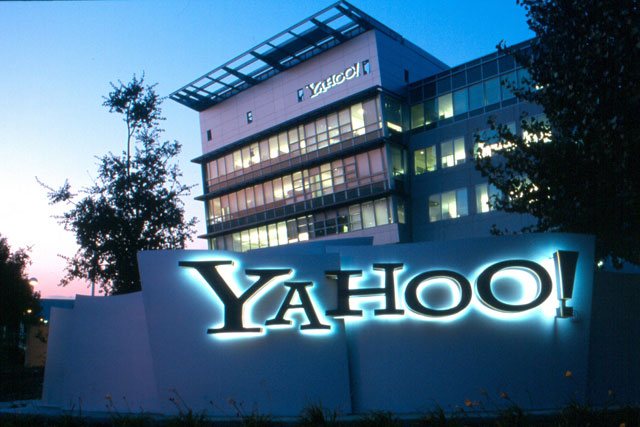 Yahoo: recently acquired video-streaming service RayV