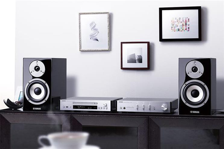 FCB Hamburg's remit includes Yamaha's home theatre and hi-fi systems
