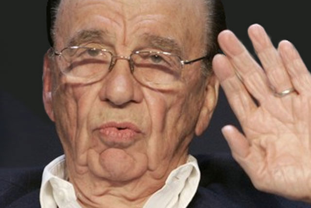 Rupert Murdoch: $80bn offer for Time Warner is rejected