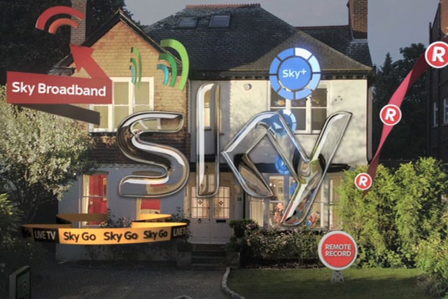 BSkyB: posts results