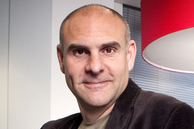 Jeff Dodds: chief marketing officer at Virgin Media
