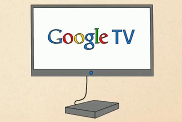 Google TV: readies UK launch