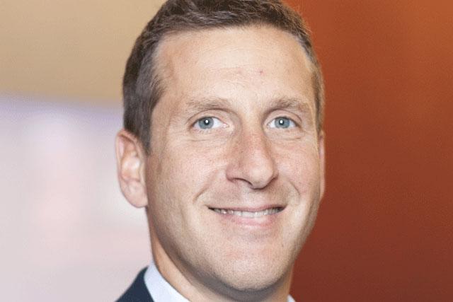 Josh Krichefski: chief operating officer at MediaCom