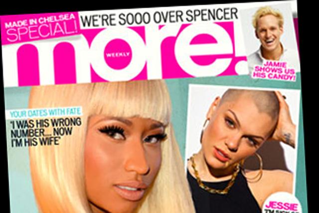 Bauer closes 'unviable' More magazine
