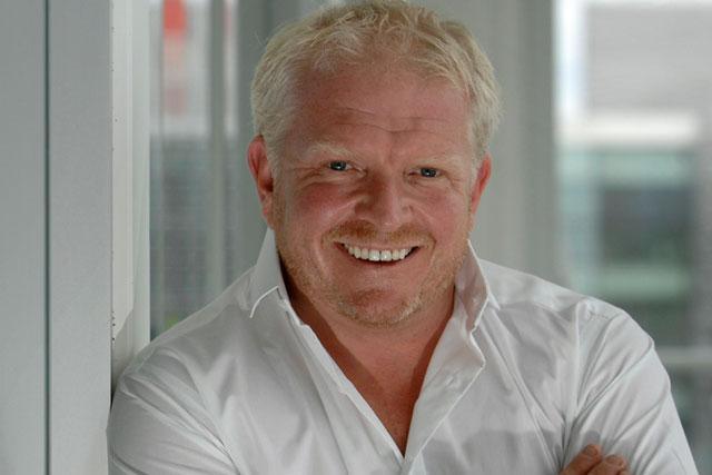 Ellis Watson: managing director of DC Thomson