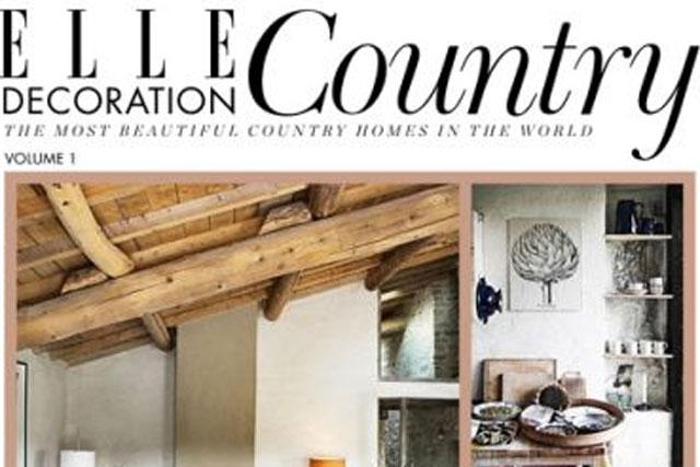 Elle Decoration Country: Hearst unveils bi-annual bookazine