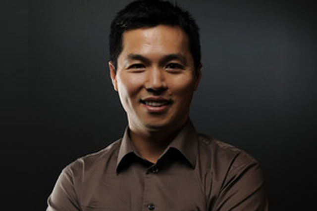Tony Wang: general manger of Twitter UK