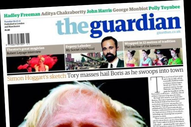 The Guardian: GNM title