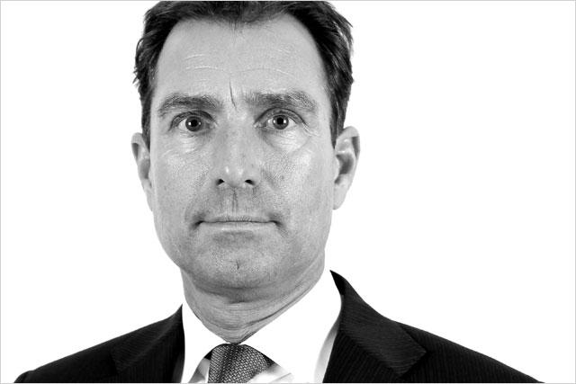 Peter Huijboom: global director of business integration, Aegis