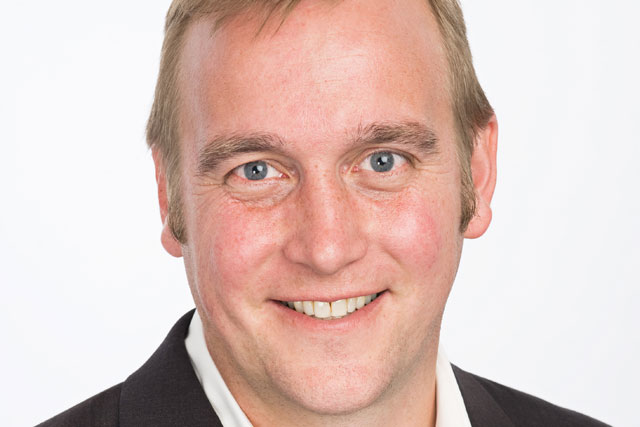 John Stoneman: general manager for the UK at InMobi