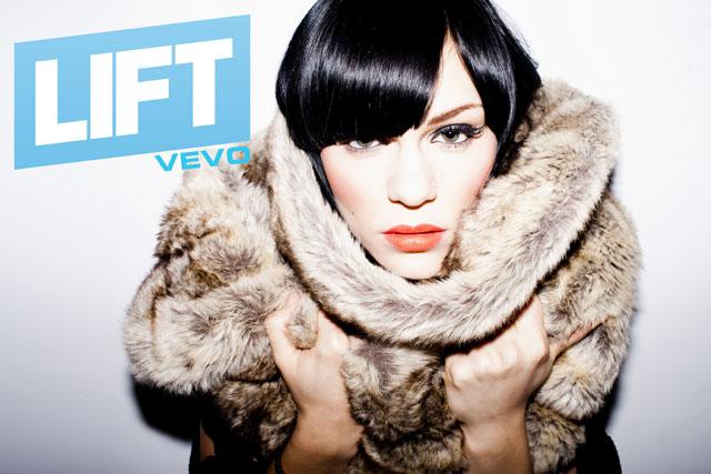 Jessie J: Vevo 'Lift' artist