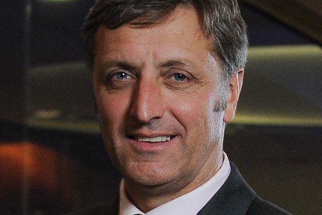 Aegis chief executive Jerry Buhlmann