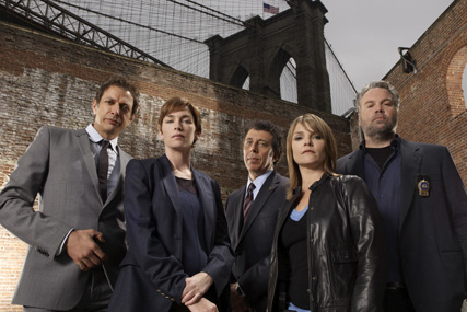 Joint venture: SVU, a crime series from NBC Universal which is partnering with Comcast