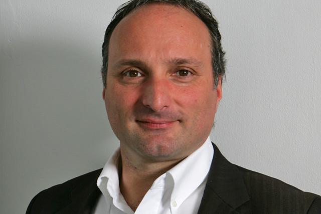 David Emin: heads Trinity Mirror's NASa